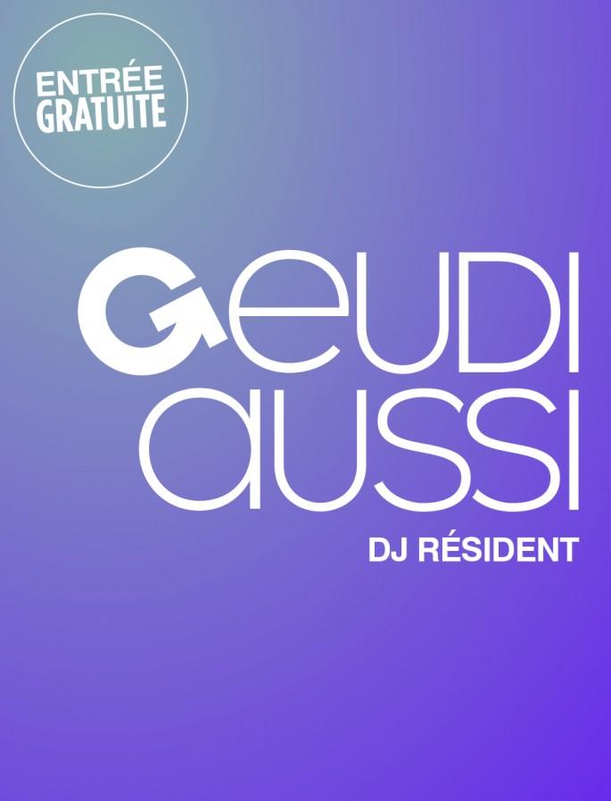 2019-01-24 - JEUDI AUSSI - DJ RESIDENT